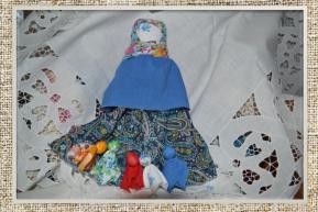 «Первый ребёнок - последняя кукла»