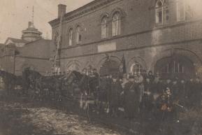 Заводская пожарная охрана (1929 год)